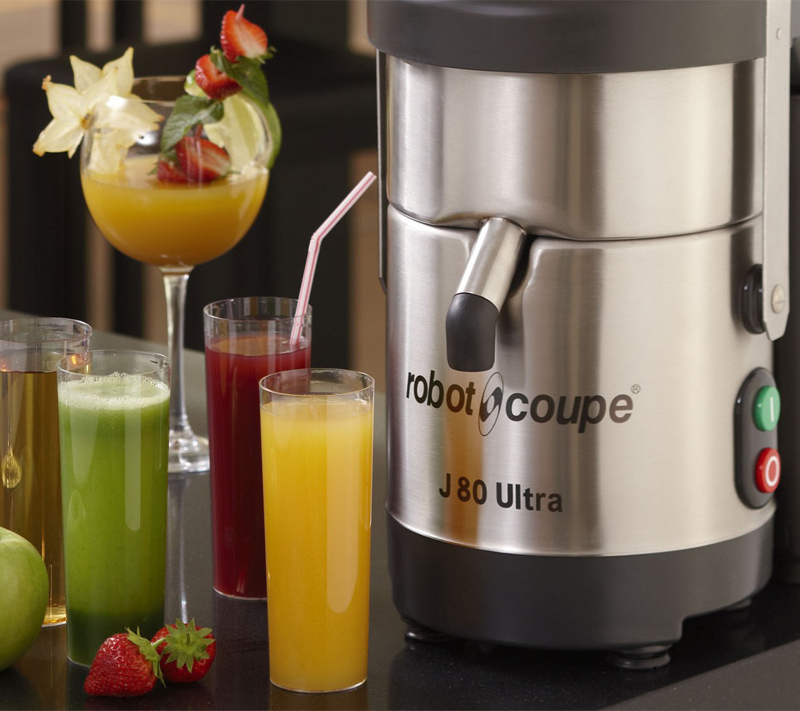 Robot Coupe J80ULTRA Electric Fruit and Vegetable Juicer