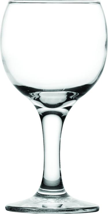 Бокал для вина 210 мл 60 мм Bistro 1050435, 44412/b купить в…
