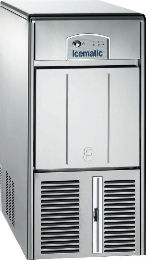 Льдогенератор ICEMATIC E21 W