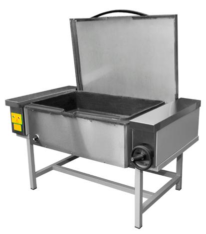 Сковорода электрическая СЭП-0,45 опрокидывающаяся